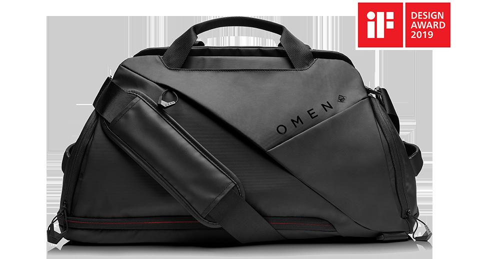 OMEN Transceptor 17 Duffel Bag